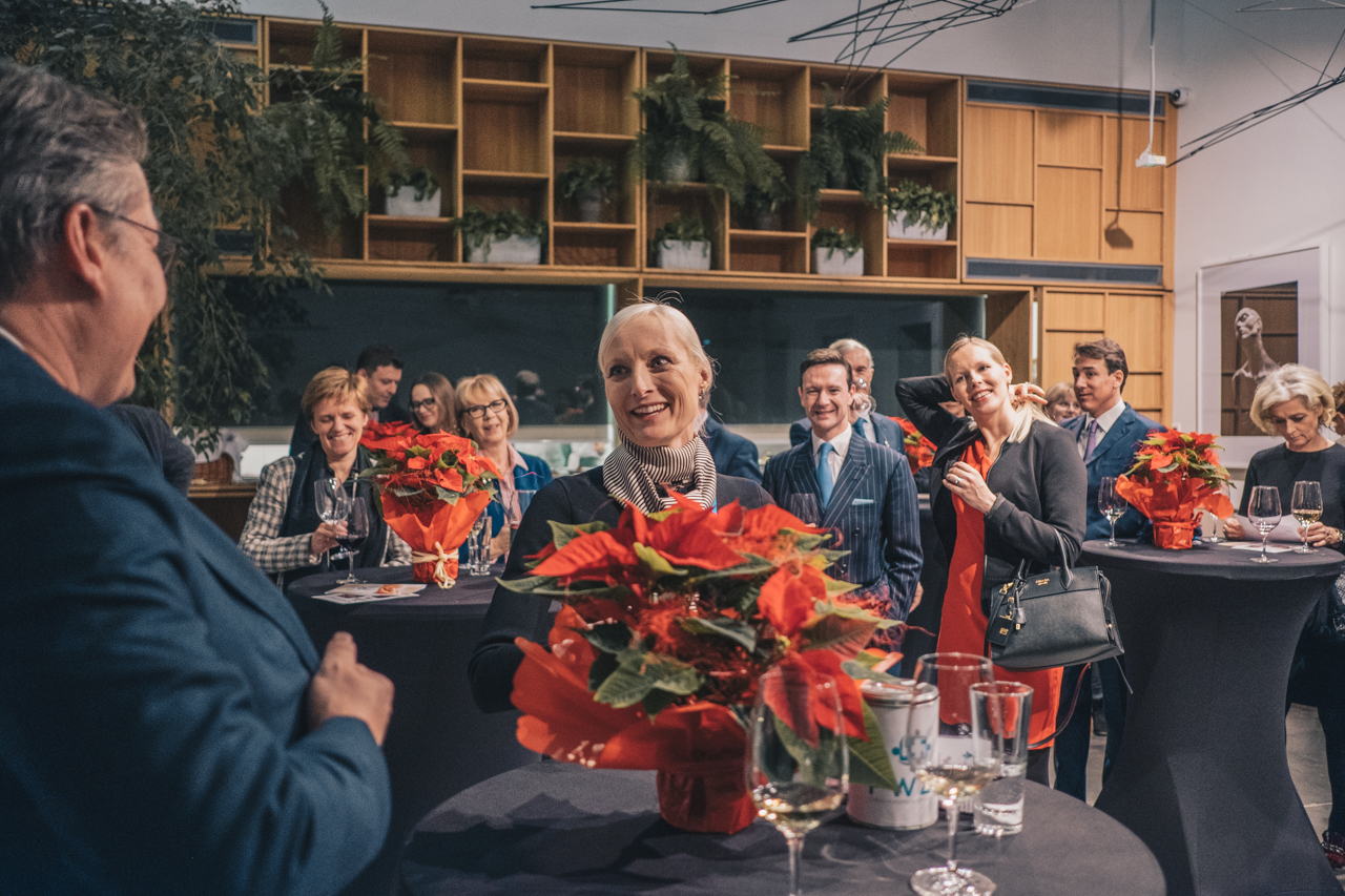 Eat, Drink, and Be Charitable – fundraising dinner